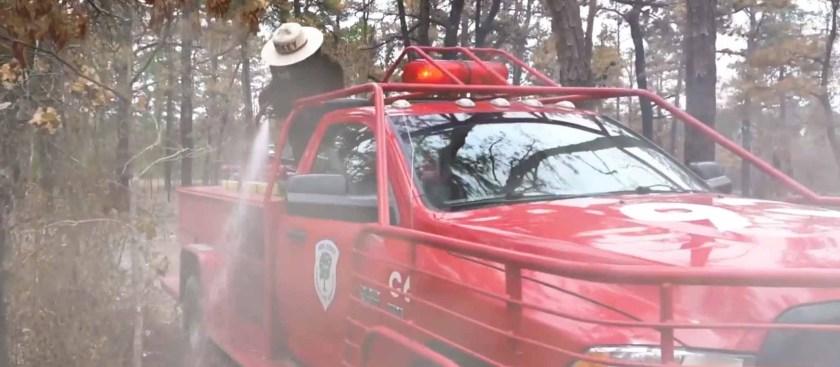 Smokey Bear video New Jersey