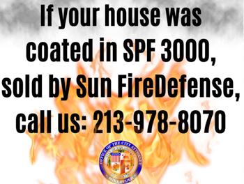 Sun Fire Defense lawsuit