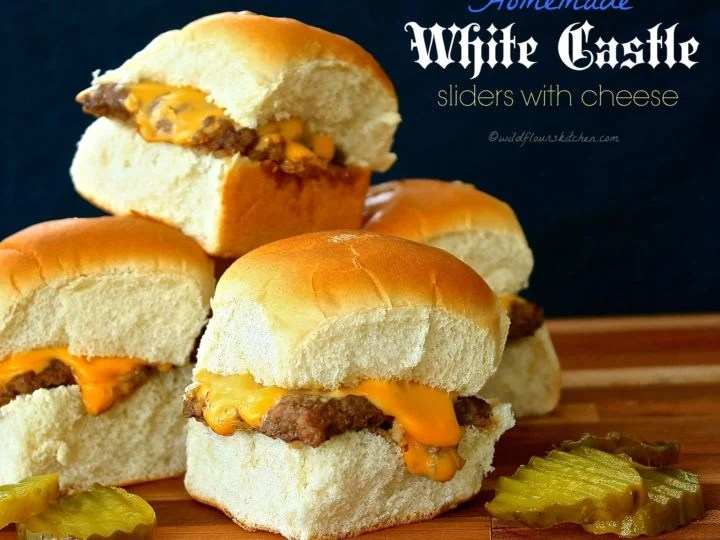 copycat white castle sliders