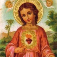 June - Month of the Sacred Heart - A Craft