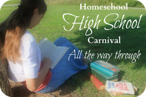 Homeschooling All the Way Through: High School