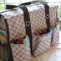 My Desk - In a Bag
