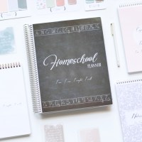Anna Vance Paper Co Homeschool Planner | Review