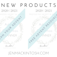 Advent Planner 2020/2021