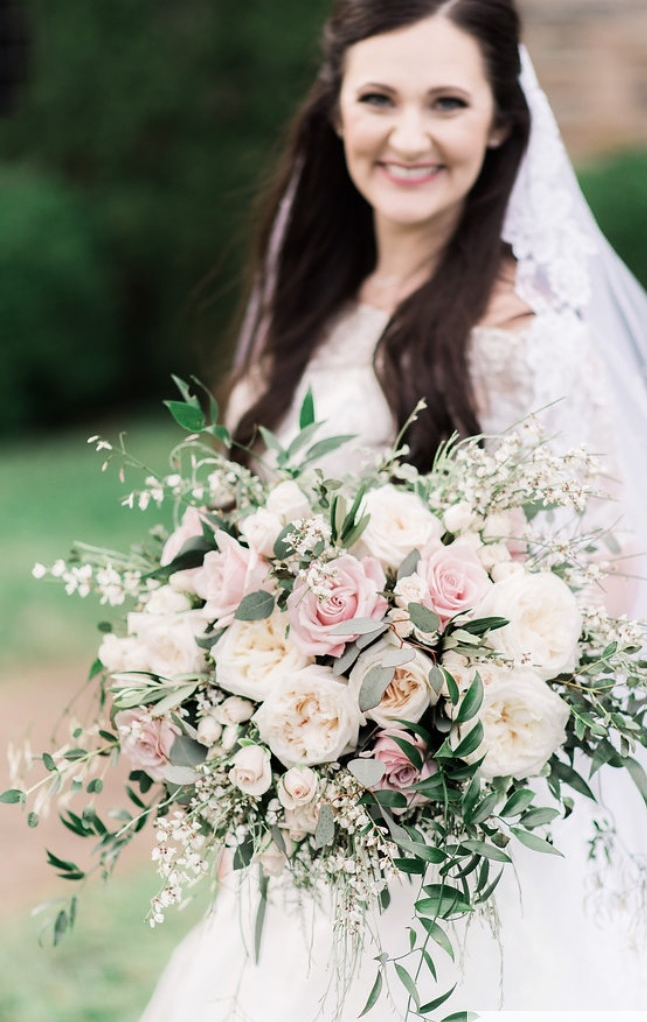 nashville wedding florist. wildflowers llc