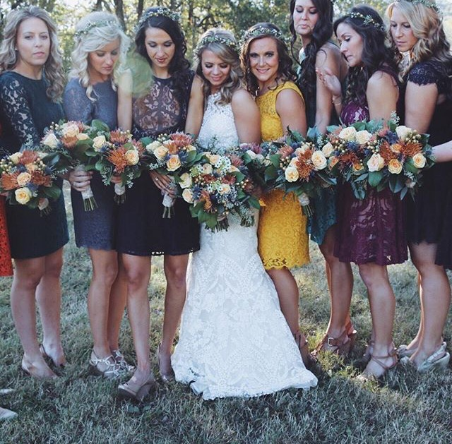 Ideas for a Fall Wedding in Tennessee