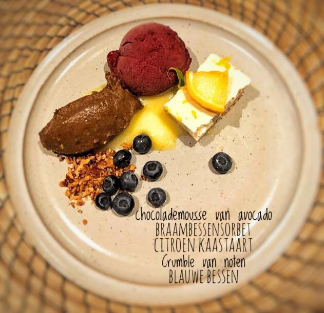 Vegan dessert 🌱🌱🌱