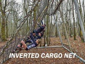 inverted cargo net
