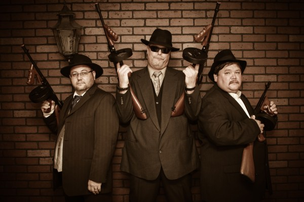 Gangster Photo Shoot old time photos