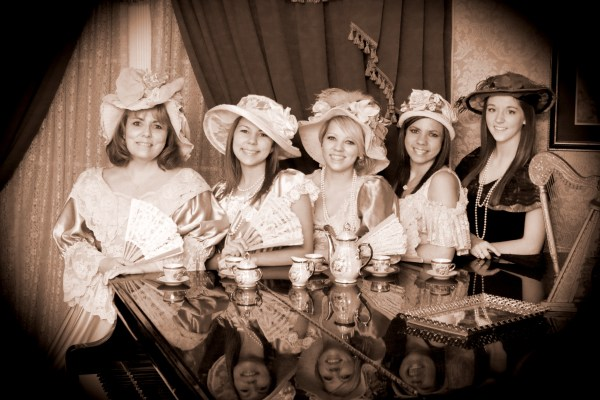 old time southern belles photos