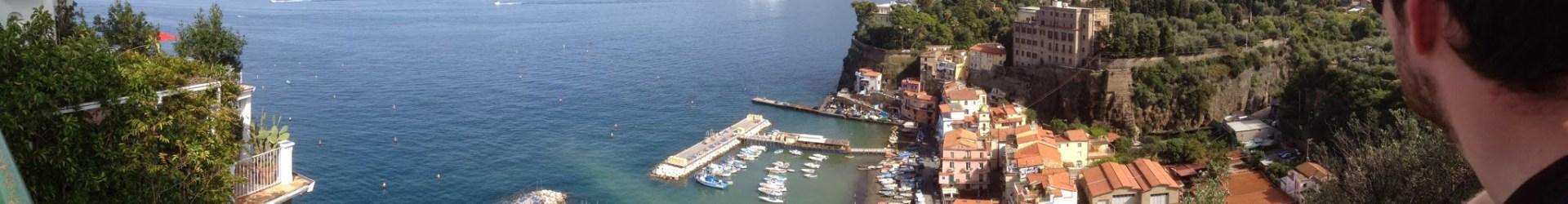 Sorrento & Amalfi Coast – spectacular!