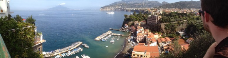 Sorrento & Amalfi Coast – spectacular!