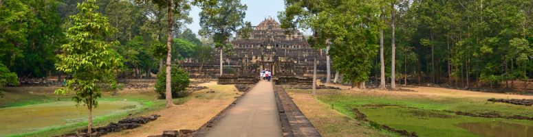 Temples of Angkor in One Day