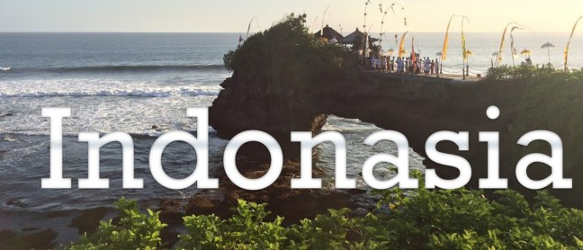 Read about our adventures in Indonasia
