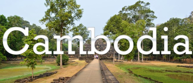 Read about our adventures in Cambodia