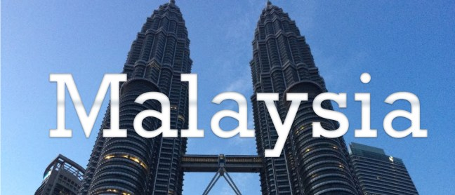 Read about our adventures in Malaysia