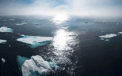 How Ocean, Ice & Climate Change Are Connected