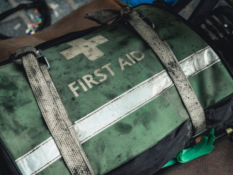 Marine First Aid Kit and Preparation