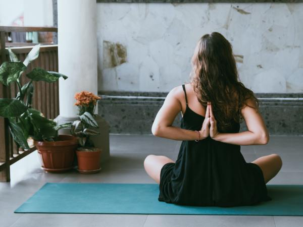 Doing a 30 days yoga challenge: what I learned