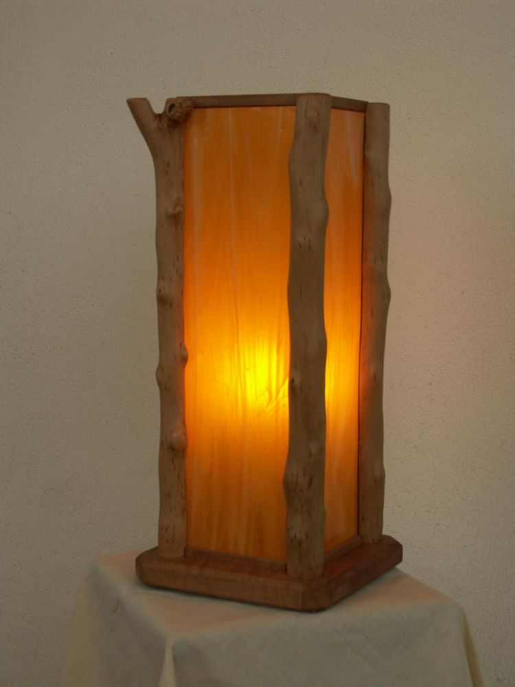 Lampen Aus Wildholz