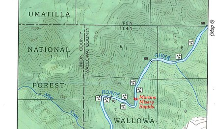 Two juveniles drown in rafting accident in Wallowa County