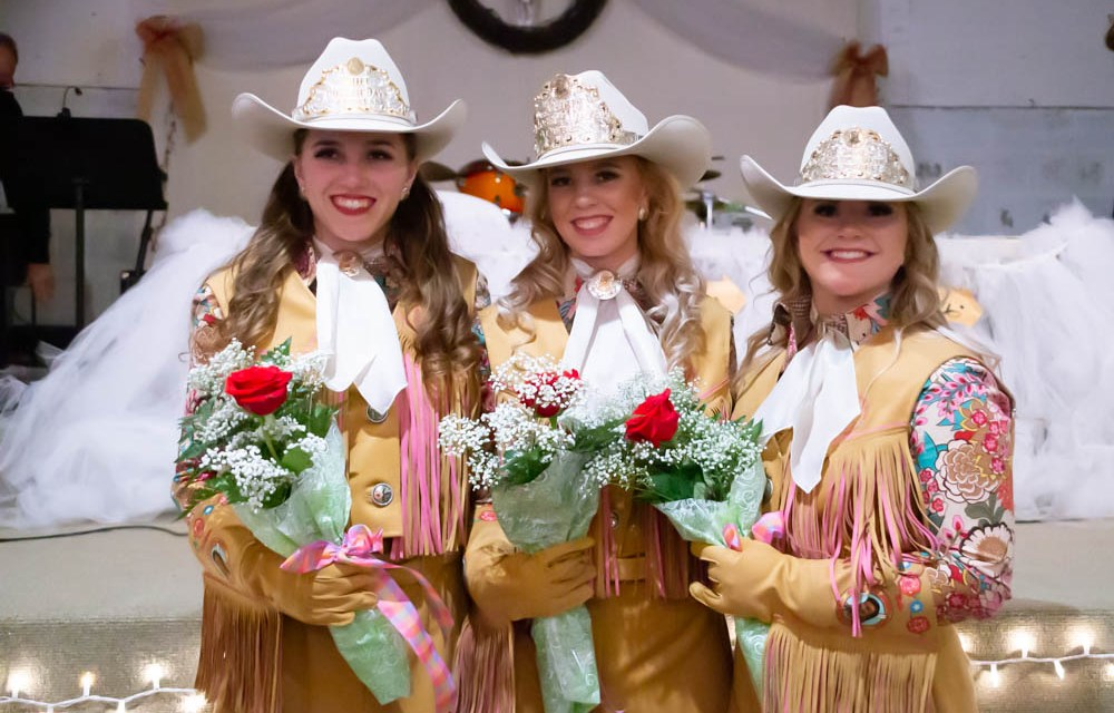 Rylie Wilcox crowned 2019 Chief Joseph Days Rodeo