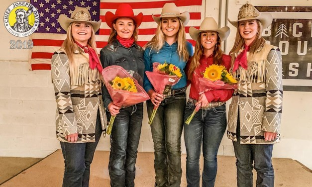 Meet the 75th Chief Joseph Days Rodeo Court