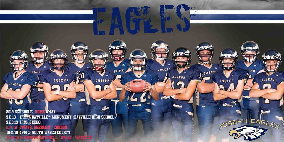 The Eagles are 11-0 since joining the OSAA pilot program in 2018 and helping to build community pride once more