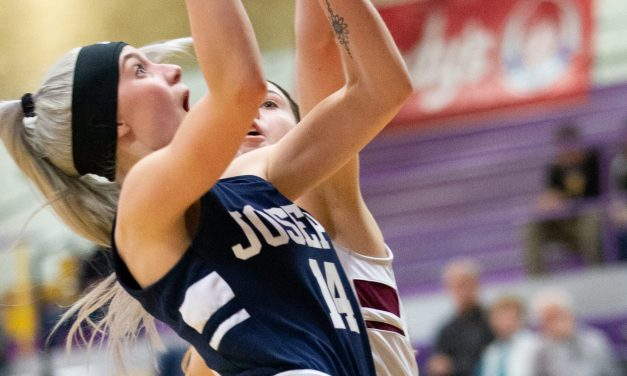 Joseph Eagles Ladies advance to Semi-Final eliminating Damascus Christian