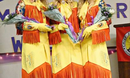 Lauren Makin Crowned 2016 Chief Joseph Days Queen