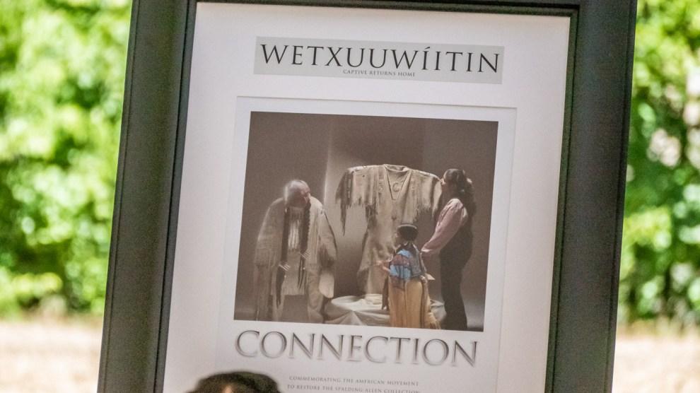 WETXUUWÍITIN – Returned home after a period of captivity