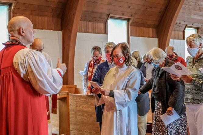 The Ordination of a Deacon