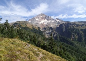Native Americans and Huckleberries -- Mt. Hood, Oregon