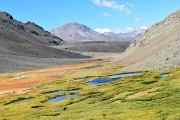 Peruvians look to ancestral ways to manage water