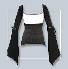 Nubia Girls Long sleeve top