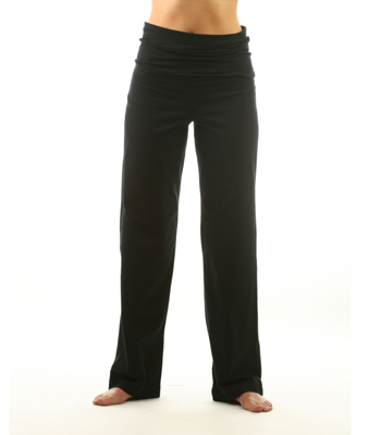 Foldover Pants