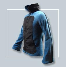Guy's Blue & Black Jacket