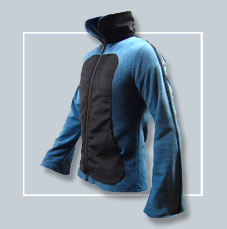 Guy's Blue & Black Jacket