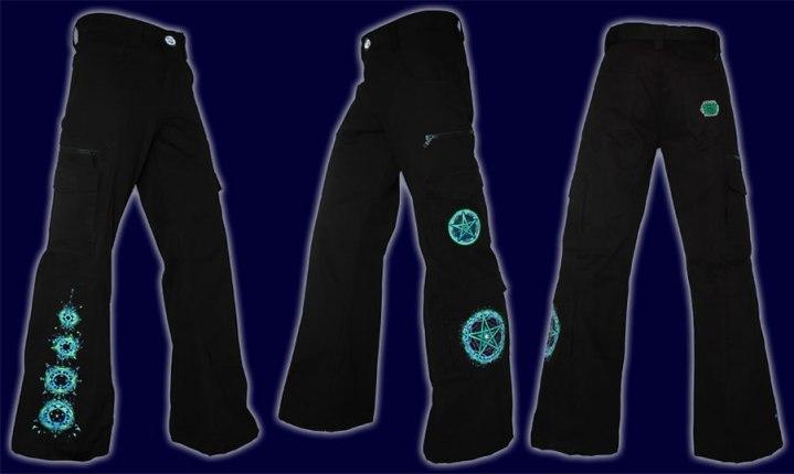 Pocket Flairs: Black + Stellar Alien