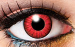 InnoVision Contact Lens- Red Electro Lens