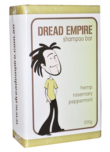 Dread Empire Shampoo Bar 200g
