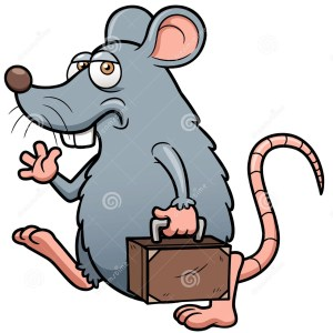 cartoon-rat-get-out-vector-illustration-30595775