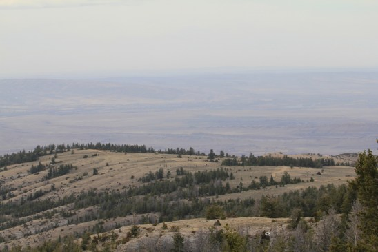 View of Cheyenne Flats.