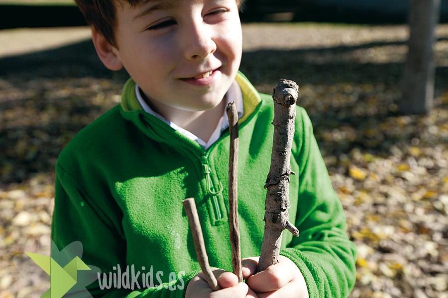 5 divertidos juegos para disfrutar de la naturaleza con los niños