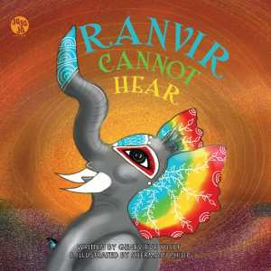 Ranvir cannot hear - books about kindness