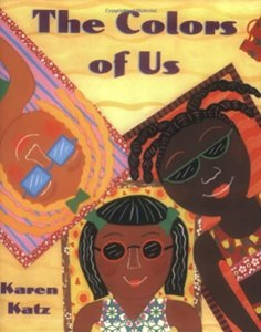 Children's books that celebrate diversity - the colors of us