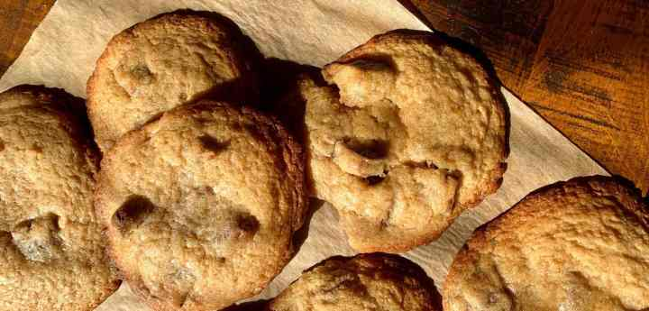 Chocolate chip cookies WK