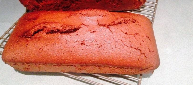 rye chocolate loaf