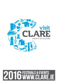 visit clare logo