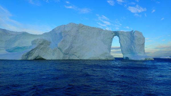 One last Ice Berg photo from Disco Bay